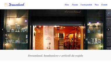 Dreamland Cava - Bomboniere e Articoli da Regalo - 7Web - www.setteweb.it