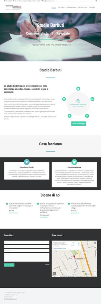 Studio Barbuti, consulenza aziendale, fiscale, contabile e legale - www.setteweb.it