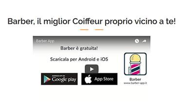Barber App – Il miglior Coiffeur proprio vicino a te! - 7Web - www.setteweb.it