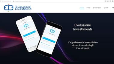 Evoluzione Investimenti App – Miglior rapporto tra Rischio e Rendimento _ SitoWeb - 7Web
