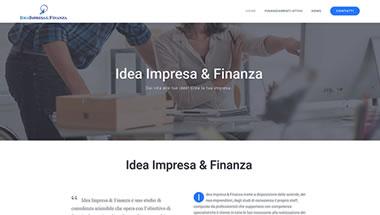 Idea Impresa & Finanza - Consulenza Aziendale, Finanza Agevolata - 7Web www.setteweb.it