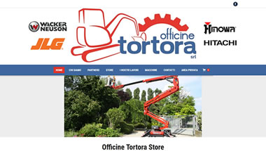 Officine Tortora Store - E-commerce by 7Web - www.setteweb.it
