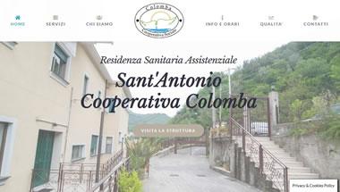 CoopColomba - Setteweb.it Portfolio