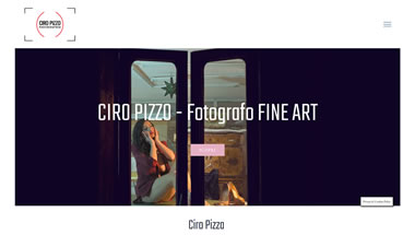 Ciro Pizzo Fotografo demo - Setteweb.it Portfolio Sito Web Wordpress 7Web-2019