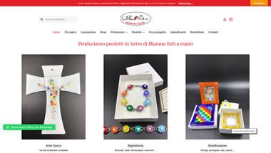Murano-Glass.Shop - 7Web-portfolio-web ecommerce wordpress